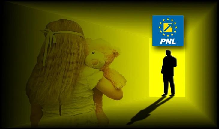 """După educația sexuală, PNL susține și pedofilia? Sub pretextul că """"pedofilii sunt discriminați"""", PNL blochează legea de înăsprire a pedepselor pentru viol"""