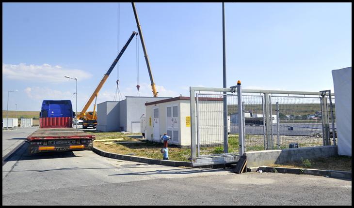 Spitalul modular de la Lețcani: impresia de lagăr medical te șocheză, te sufocă!