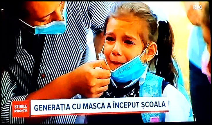Părinții români, și-au urcat copiii pe Cruce, printr-un sărut, precum Iuda!, Foto: PRO TV