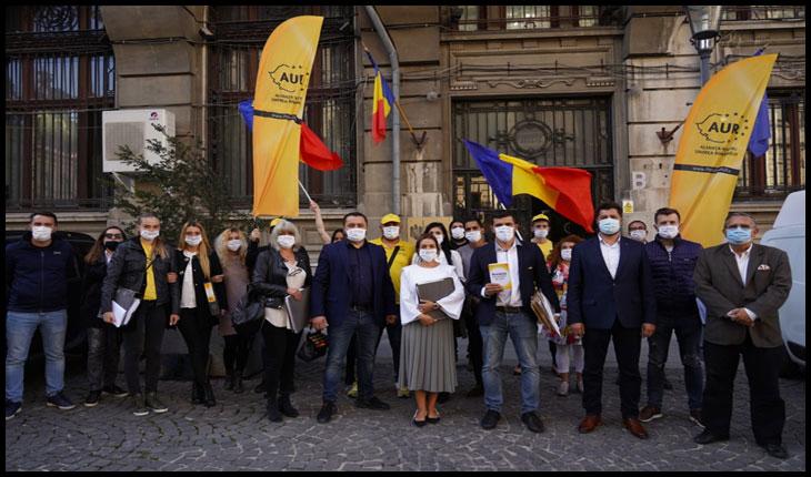 AUR cere justiției să nu aplice dublu standard: Lista AUR pentru Senatul României riscă să fie respinsă! Motivul: lipsa femeilor de pe lista de candidați