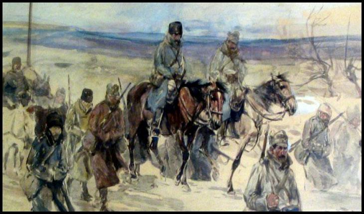 6 Octombrie 1916: bulgarii încep un puternic bombardament de artilerie asupra poziţiilor armatei române de la Topraisar