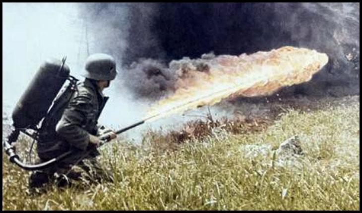 18 Octombrie 1944: Martiri uitați ai neamului românesc, soldații Regimentul 34 Infanterie arşi de vii cu aruncătoarele de flăcări