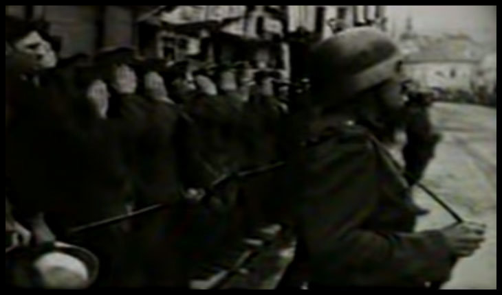 20 Noiembrie 1941: trei studenți români din Cluj au fost împușcați pe loc de către horthyști pentru un anunț prin care felicitau trupele române pentru cucerirea Odesei