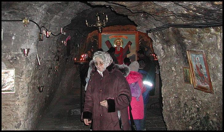 Cerem guvernului, tuturor autorităților, să nu interzică pelerinajul la Peștera Sfântului Apostol Andrei, Ocrotitorul României!