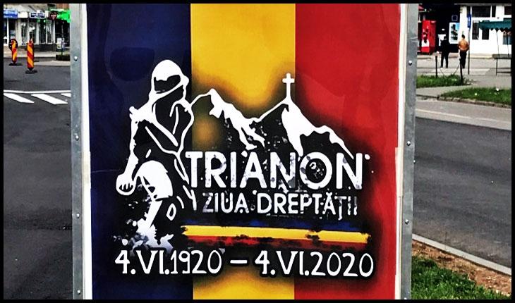 Ziua Dreptății. Legea privind declararea datei de 4 iunie drept Ziua Tratatului de la Trianon a fost adoptată de Parlament