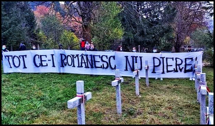 De 1 Decembrie mergem pe Calea Neamului între Sfinți, Martiri și Eroi! Ei au făcut România Întreagă și o țin Întreagă și astăzi în Duh, Foto: Facebook / Mihai Tîrnoveanu