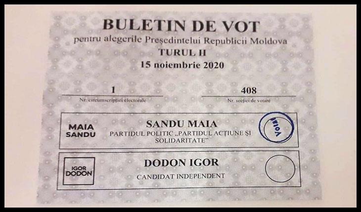 Alegeri în Republica Moldova: dintre cei doi candidați antiromâni, a câștigat Soros?