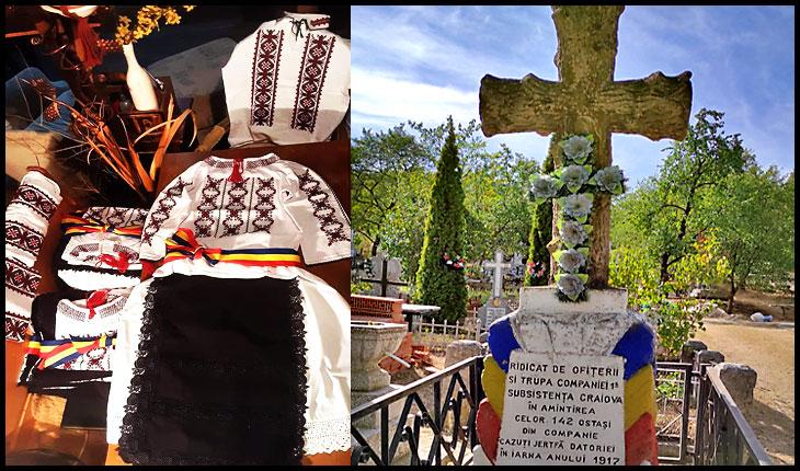 Sunt gata costumele naționale cu brâu tricolor pentru cei 15 copii ai Bisericii Ortodoxe din Vlădiceni Iași!