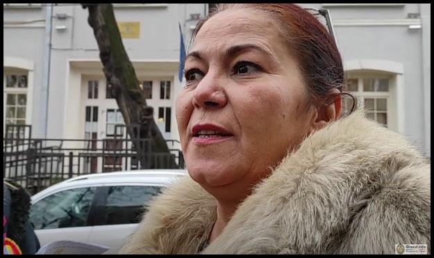 Prima victimă din grupul ce a depus plângere penală împotriva lui Arafat