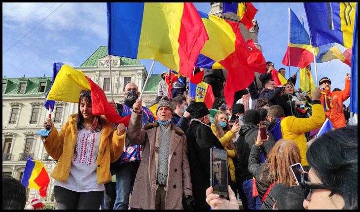 Hărnicia și lenea, Patriotismul și delăsarea: de ce n-au fost prezenți anumiți parlamentari ieșeni la manifestările de pe 24 ianuarie?