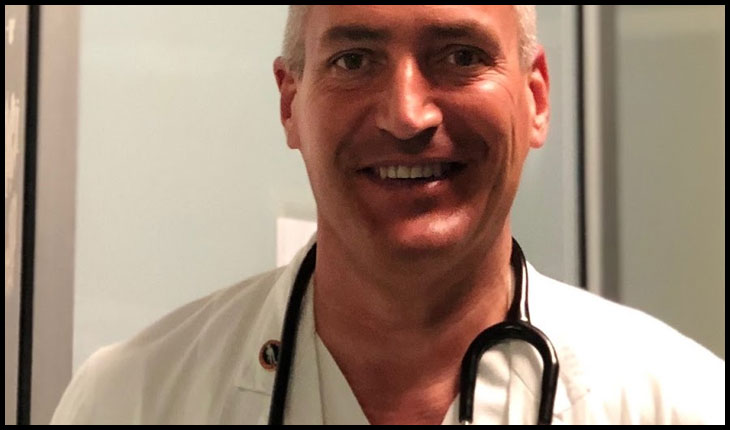 Medic criminal arestat în Italia pentru că ucidea deliberat pacienții cu Covid, Foto: captură youtube