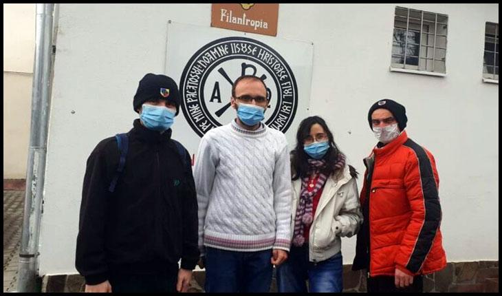 Acțiuni de ajutorare a românilor nevoiași în Cluj-Napoca, Târgu Mureș și Iași
