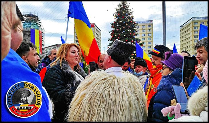 Diana Iovanovici-Șoșoacă, singurul senator care ține cu românii?
