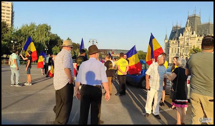 Senatoarea Diana Iovanovici-Șoșoacă a efectuat o vizită la Iași pentru a cunoaște Organizația Locală HOLBOCA a Partidului Neamul Românesc