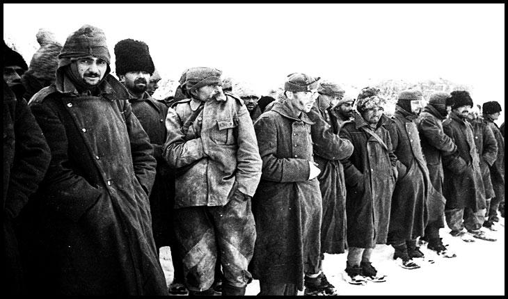 Ziua de 2 februarie 1943 reprezintă sfârşitul Bătăliei de la Stalingrad: Armata Română pierdea 156.000 de ostaşi - morţi, dispăruţi şi prizonieri