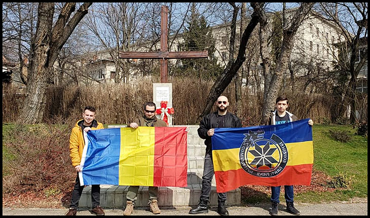 27 Martie: Comunitatea Identitară Iași și Liga Studenților IAȘI au organizat scurte comemorări pentru membrii Sfatului Ţării care au votat Unirea Basarabiei cu România