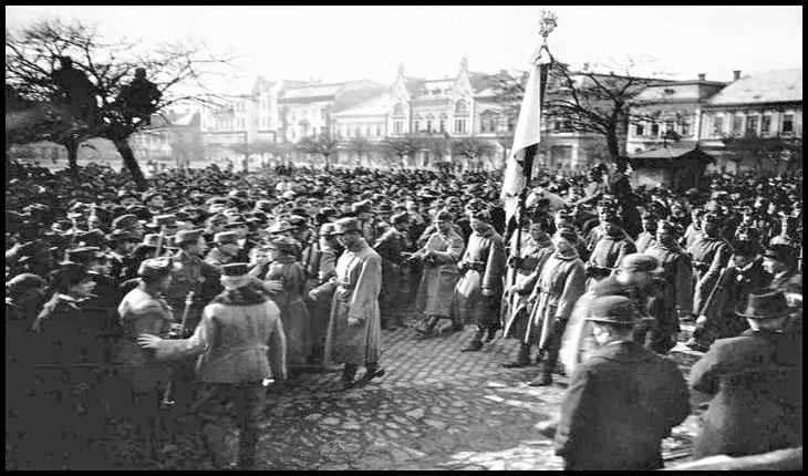 La 24 martie 1919 directorul Sovietului Maghiar decide arestarea liderilor culturali și spirituali ai românilor din comitatul Bihor
