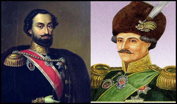 La 19 aprilie 1849 s-a semnat Convenția ruso-turcă de la Balta Liman