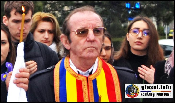 Preotul Dumitru Merticariu va fi înmormântat sâmbătă în curtea Bisericii Banu