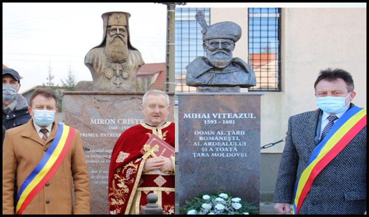 DISCRIMINARE! Un primar român din județul Satu Mare executat mediatic de presa de limbă maghiară, Foto: facebook.com/PrimariaComuneiPaulesti