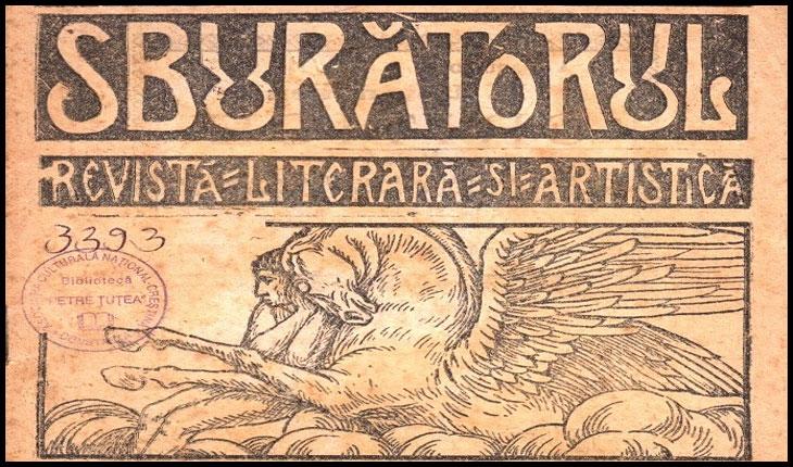 """La 19 aprilie 1919 a apărut, la București, revista literară """"Sburătorul"""", condusă de Eugen Lovinescu"""