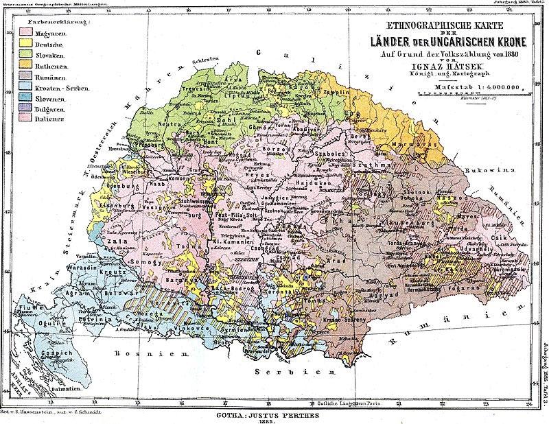 """Gazeta Transilvaniei, 18 Aprilie 1896: """"Maghiarizarea oficială a numelor comunelor"""""""