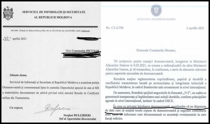 Oficial! Lovitură pentru propaganda rusofilă de la Chișinău și Tiraspol