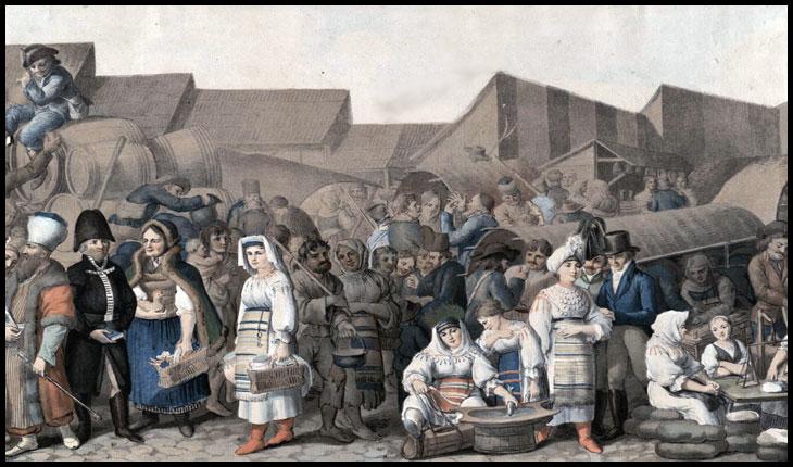 3 Mai 1878: Târgul cel mare de la Sibiu era oprit de către ministrul de interne după ce a izbucnit ciuma de vite (pesta bovină) în Șelimbăr, în comitatul Sibiu