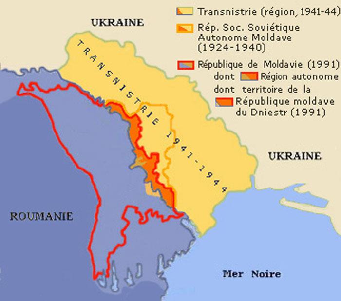 Argumente și pretexte ilare pentru formarea unității administrative separatiste din Transnistria