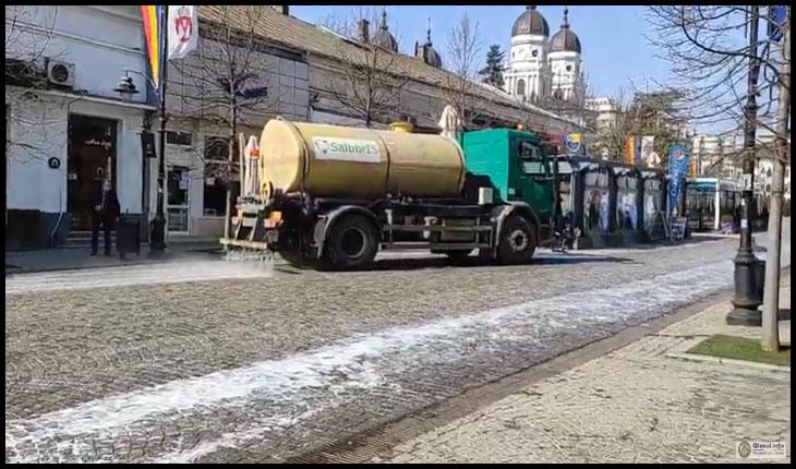 (VIDEO) Misterul substanțelor chimice ciudate împrăștiate prin Iași, elucidat de senatoarea Diana IOVANOVICI-ŞOŞOACĂ, Foto: © Glasul.info
