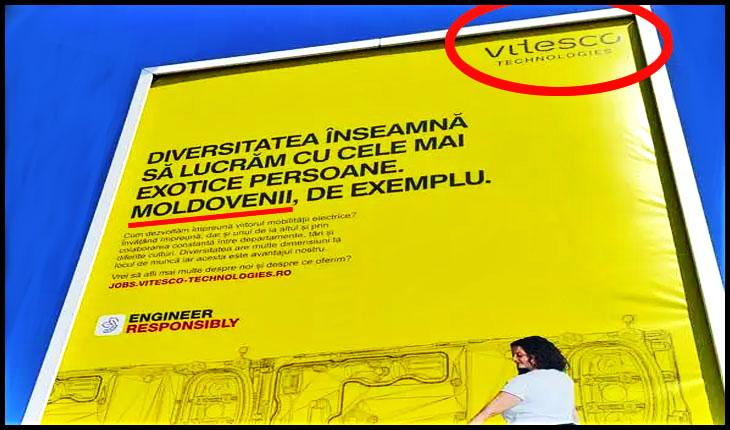 """Diana Iovanovici-Șoșoacă intervine în scandalul reclamei """"Vitesco Technologies"""" care discriminează moldovenii: """"Reprezentanta Vitesco îmi folosește expresia..."""""""