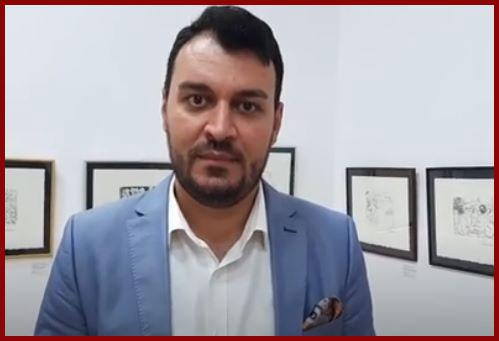 marketing al Muzeului Brukenthal, Alexandru Chituță, Foto: captură video youtube