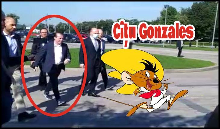"""(VDEO) Premierul Florin Cîțu huiduit și fugărit la IAȘI de către ieșeni: """"DEMISIA! Jos criminalilor!"""""""